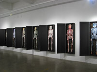 Foes of Our Fierce Fathers, Installation View
