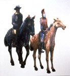 Eastern and Western Horsemen